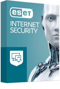 ESET Internet Security 2020 - 1 Device - 1 Year