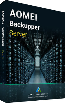 AOMEI Backupper Server Edition for 1 Server or 1 PC with lifetime upgrades