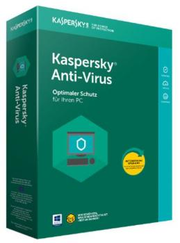 Kaspersky Anti-Virus 2020 - 1 Device - 1 Year