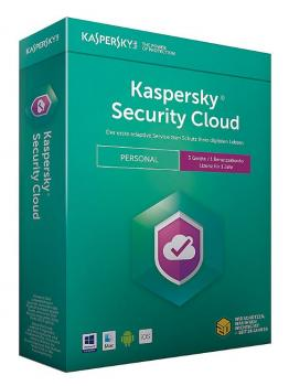 Kaspersky Security Cloud 3 Devices - 1 Year
