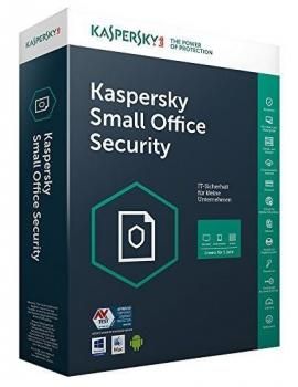 Kaspersky Small Office Security Version 7 - 1 Server + 5 PCs + 5 Mobile Devices - 1 Year