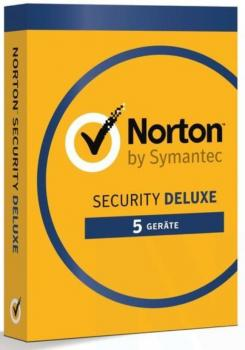 Norton Security Deluxe - 5 Devices - 3 Years