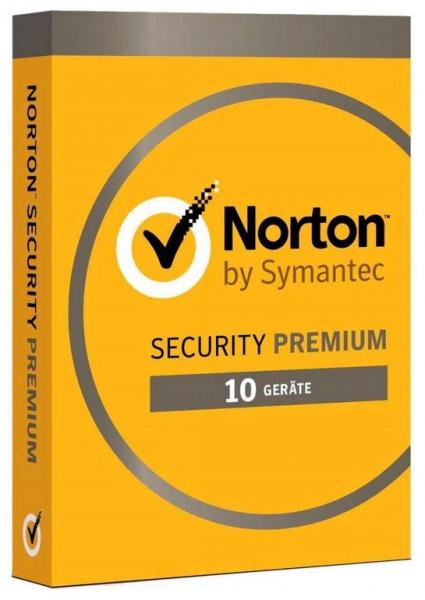 Norton Security Premium - 10 Devices - 2 Years